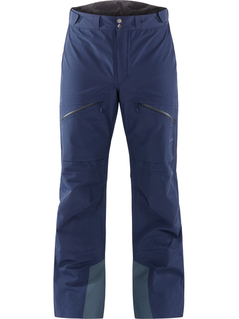 Haglöfs M's Nengal 3L PROOF Pants Tarn Blue